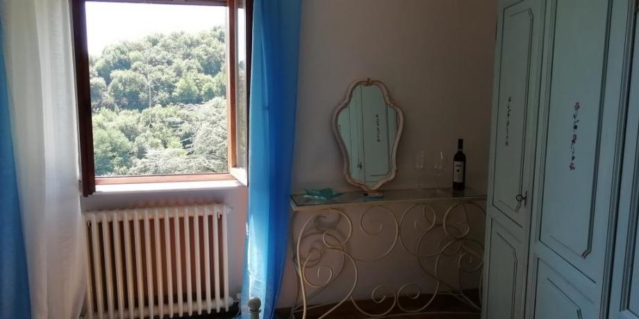 Casa con finestre panoramiche 2 camere-matrimoniali Collodi