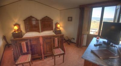 Antiche suite con terrazzo in centro a Todi