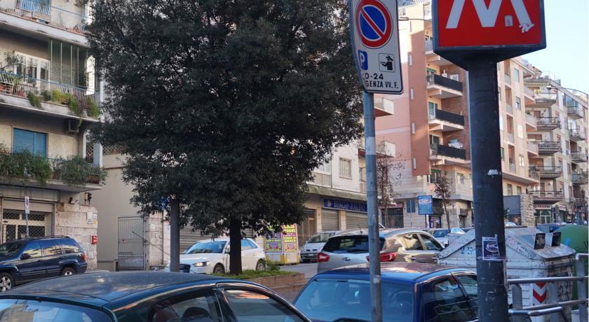 Metro Baldo degli Ubaldi a Roma