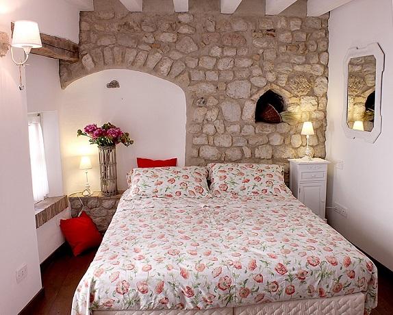 Camera con letto matrimoniale Friuli