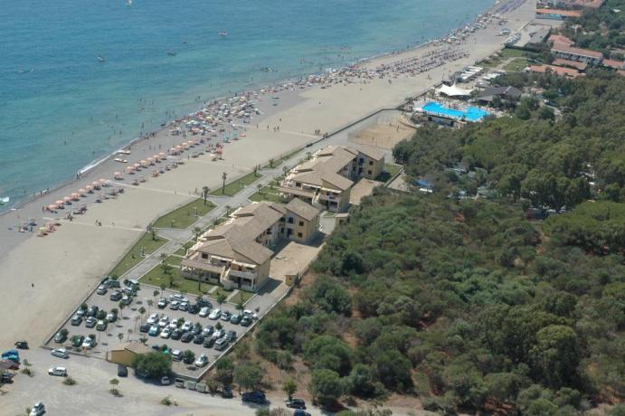 Casa Vacanza direttamente sul Mare in Calabria