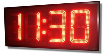 Orologi elettronici datari a led Mod.CDT-30