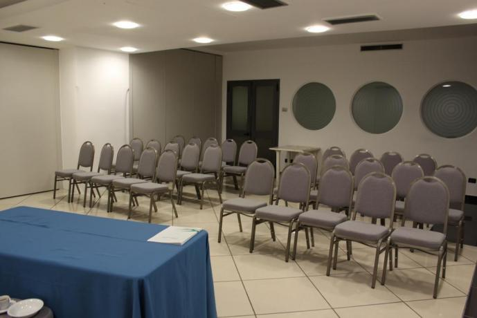 Hotel4stelle con Sala Meeting a Rende