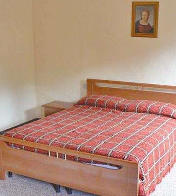 Appartamento Betty, camera da letto