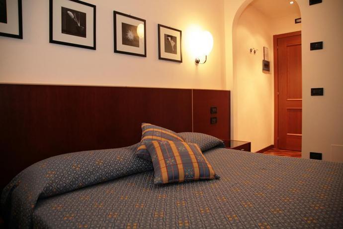 Double bedroom in Residenza D'Epoca
