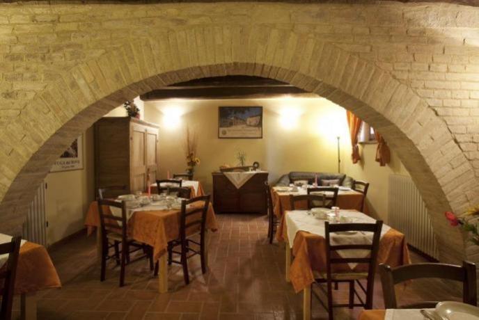 Agrturismo Umbria Centrale con Ristorante
