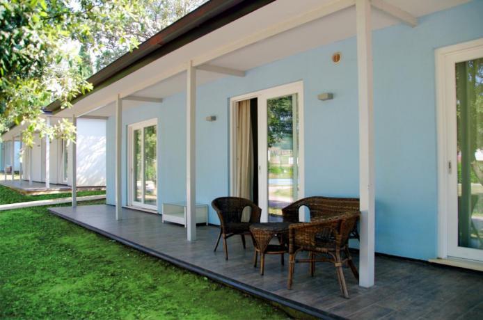 Appartamentini per 4 persone in Agriturismo a Perugia