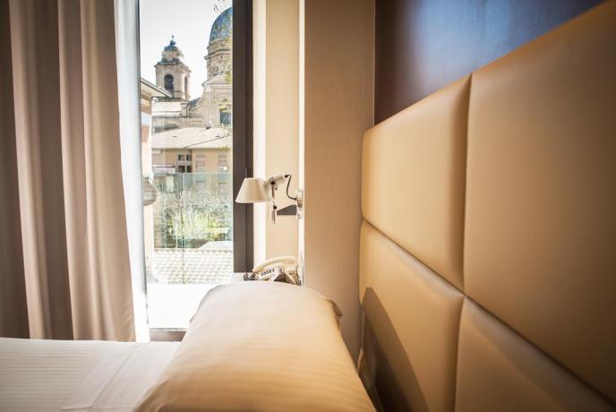 Hotel con vista sulla Porziuncola su Assisi