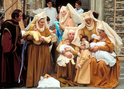 Costumi antichi CalendiMaggio