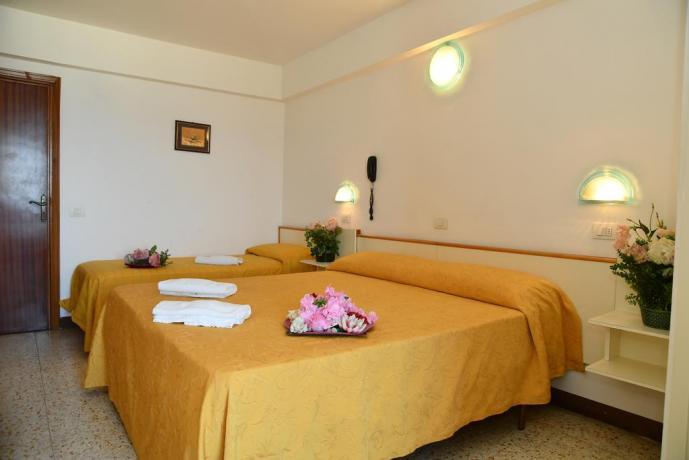 Appartamento 3 posti letto per famiglia a Misano