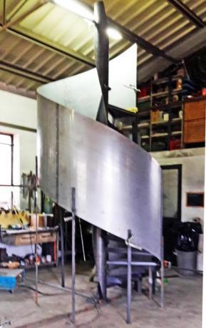 s100 strutture in acciaio progettazione e realizzazione