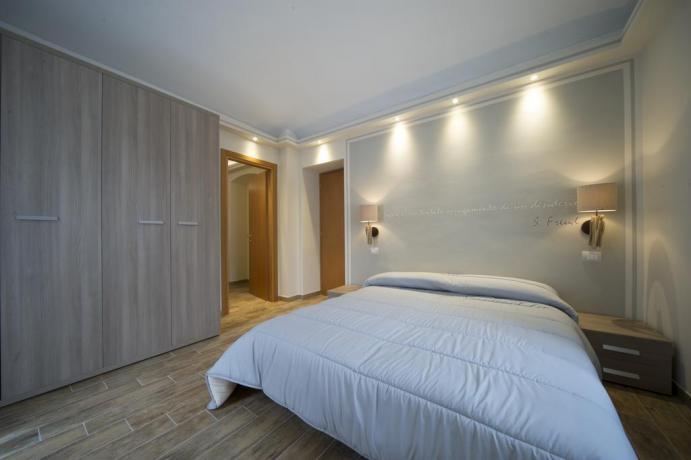 casa-vacanze Bardonecchia 5posti letto letto-matrimoniale