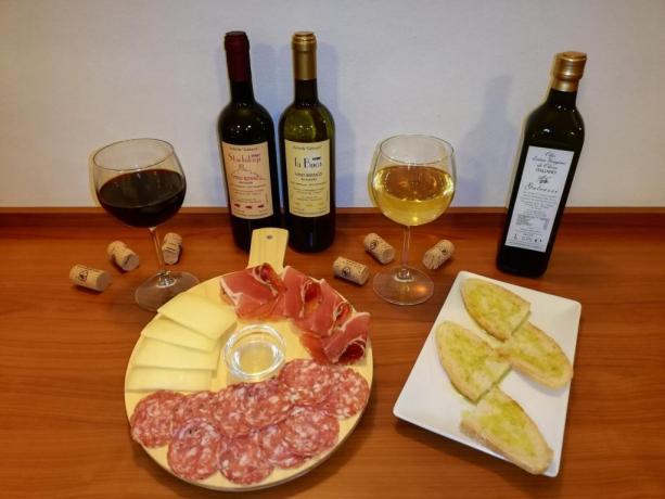 Agriturismo con produzione propria Maremma Toscana