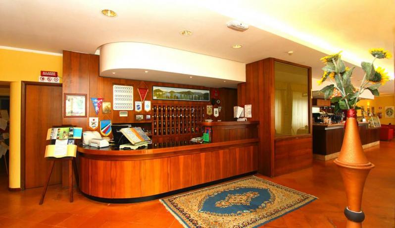 Hall Hotel sul Lago di Piediluco