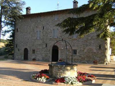 Resort a Gubbio per Vacanze immersi nel verde