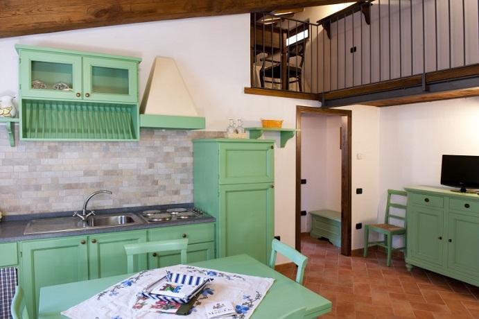 Casa Oliveto 2+4, Vacanze Lago di Bolsena