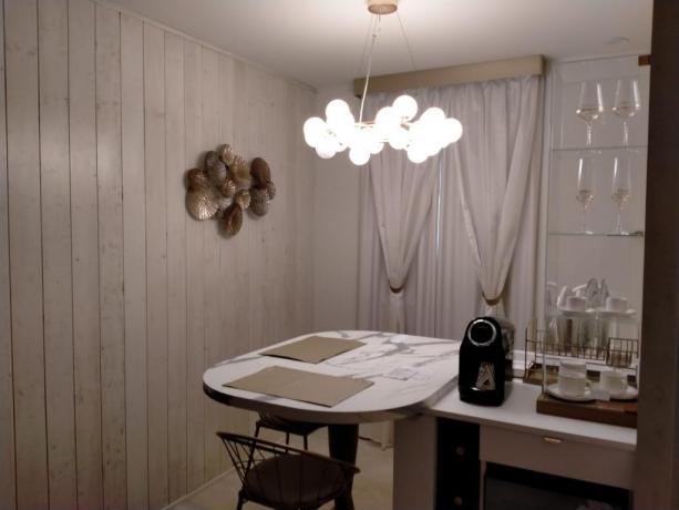 Top Suite  con angolo per Cena Romantica