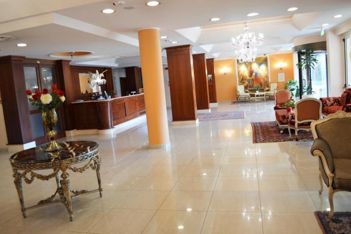 Hall Centro benessere Hotel****