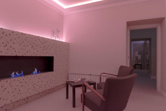 Cromoterapia Fiuggi Terme Hotel 3 stelle
