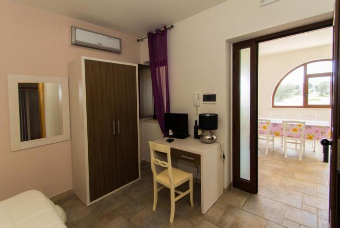 Appartamento con ampio salone a Grotte di Castellana