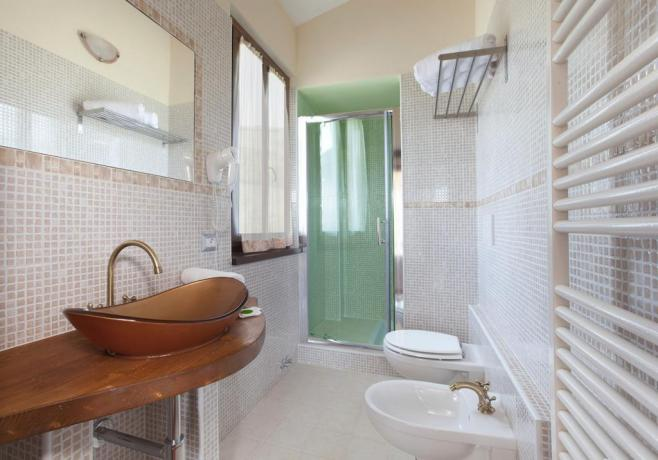 Hotel a Fabro con bagni privati