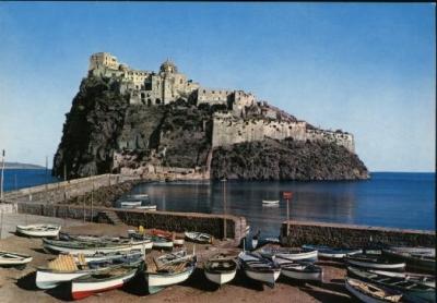 Ischia the bridge