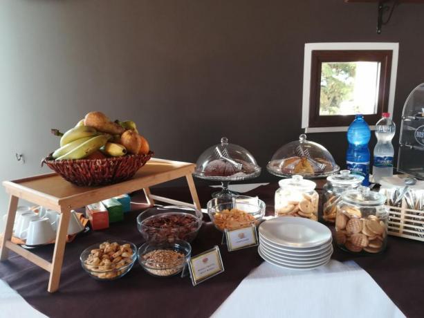 Colazione buffet resort Castellammare del Golfo