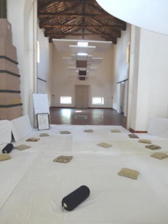 Agriturismo con ampi spazi coperti per seminari-formativi
