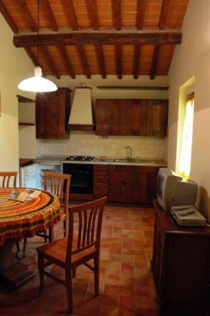 Angolo cottura appartamento Pietraviva