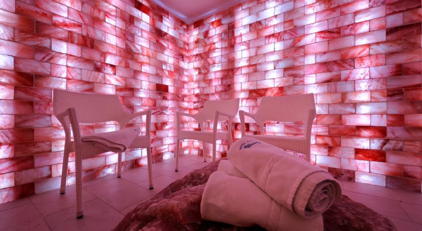 Sala relax in Hotel in EmiliaRomagna