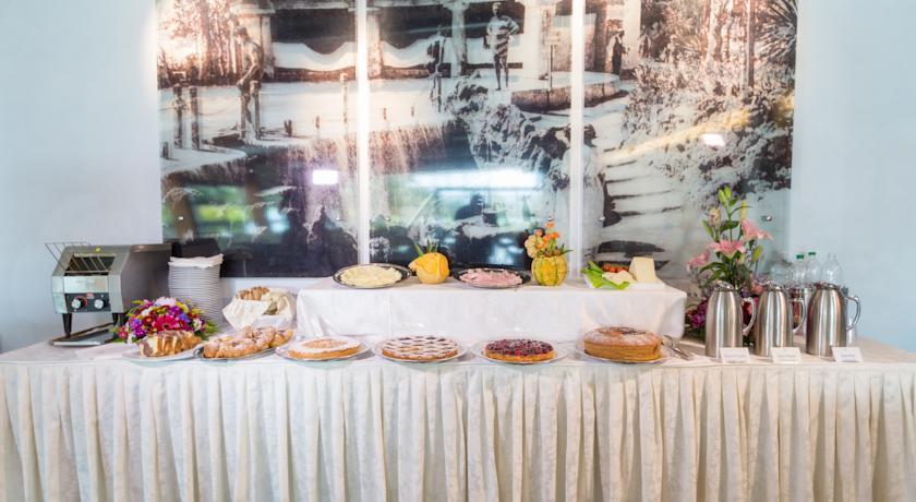 Colazione a Buffet in Hotel a Tivoli