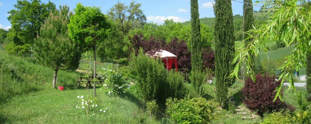 B&B a Montone con giardino e gazebo