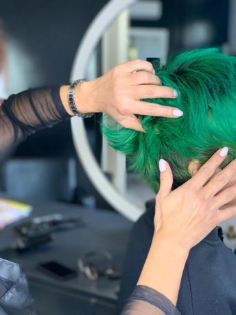 Novità tinta-capelli: Tinta-Piega Capelli by Cutiè Hair