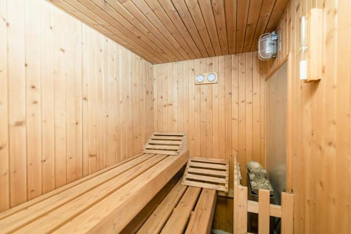 Casa vacanze con sauna a Vasanello