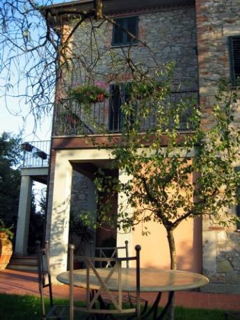Esterno residence Il Palazzo di San Fatucchio