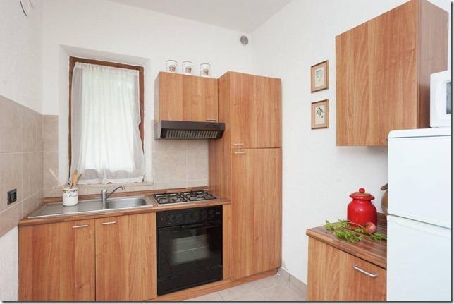 Residenza Podere casa-vacanze Magione con cucina
