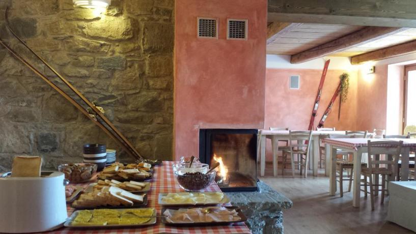 Hotel con colazione a buffet a Monte Cimone