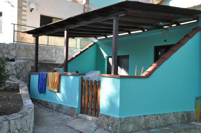 Appartamenti villaggio sul Gargano