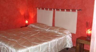 Romantica camera matrimoniale
