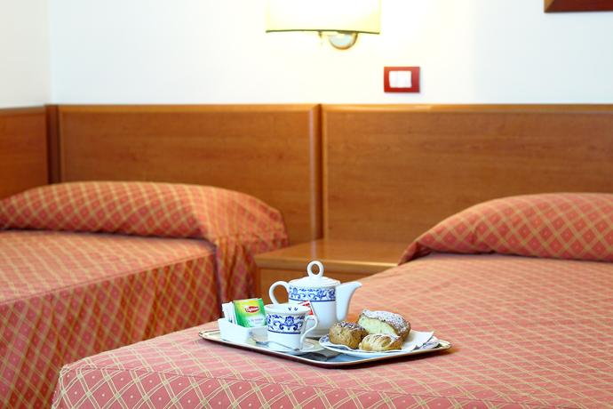 Possibilità di colazione in camera