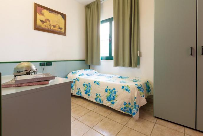 camera singola hotel 3 stelle vicino stazione