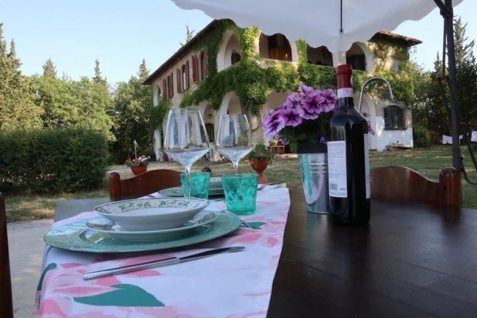 Villa vicino Firenze con Ristorante per eventi