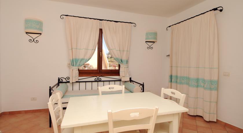 Zona Soggiorno con Angolo-cottura Vignola Mare residence