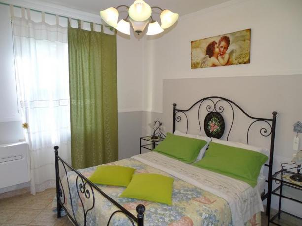 Appartamento Vacanza in bilocale: Letto Matrimoniale