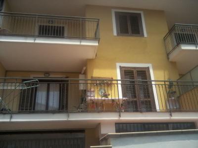 ingresso del Bed and Breakfast in sicilia
