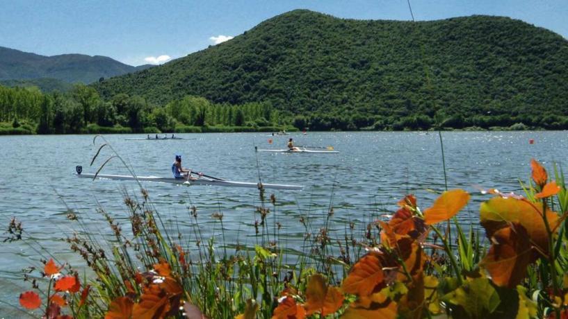 Canottaggio Lago di Piediluco