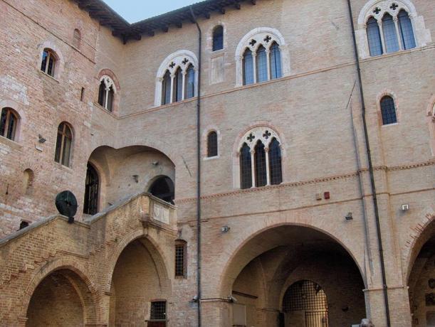 Musei a Foligno - Palazzo Trinci