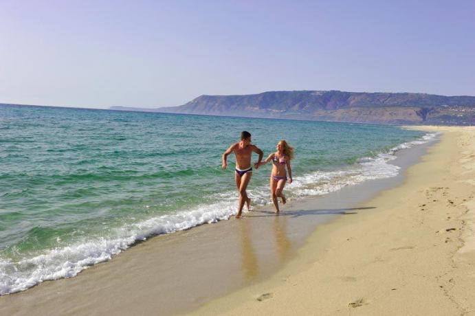 Resort benessere al Mare di San Ferdiando