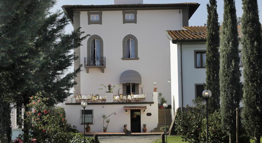 villa storica in chianti