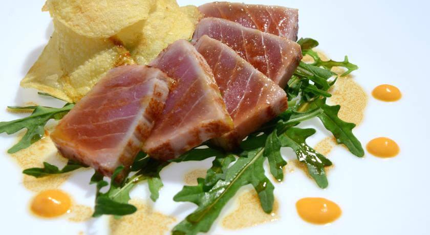 Prelibatezze di pesce di alta qualità